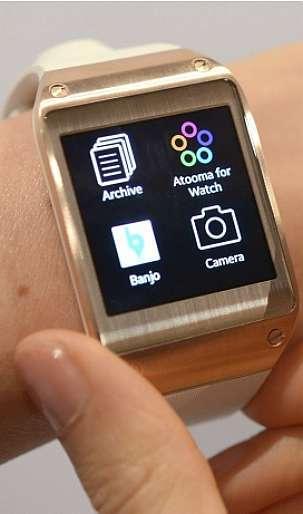 Reprodução - Relógio inteligente ainda é considerado 'aposta no escuro'