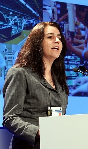 Werther Santana/Estadão - Diretora da Confederação Nacional da Indústria (CNI), Sylvia Pimentel
