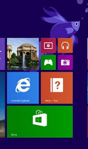 Reprodução  - Uso do Windows 8 finalmente passa o do XP