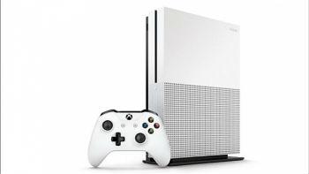 Console da Microsoft, Xbox One S é 40% menor que a versão original - Foto: Microsoft/Divulgação
