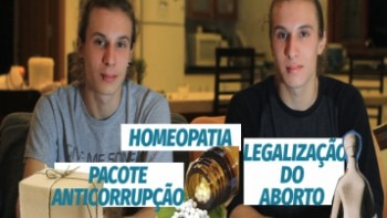 Pedro e Juliano Labigalini - Reprodução