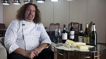 Xavier Thuret, mestre queijeiro da marca francesa Président. Foto: Johnny Mazzilli
