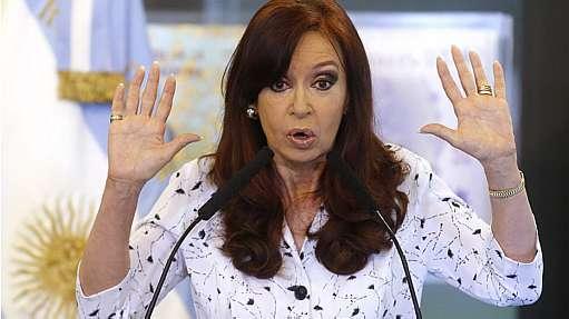 Presidente Cristina anunciou plano para reestruturar novamente a dívida e deixá-la fora do alcance da Justiça americana - Reuters