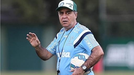 Marcelo Oliveira vê time em crescimento no Brasileirão - Divulgação