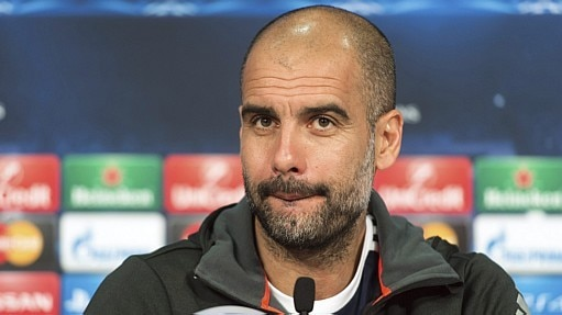 Pep Guardiola, técnico do Bayern - Peter Kneffel/EFE