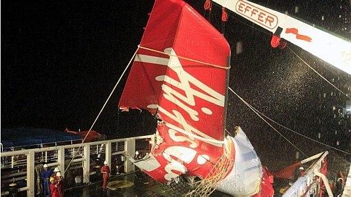 Avião caiu em dezembro de 2014 - Bagus Indahono/Efe