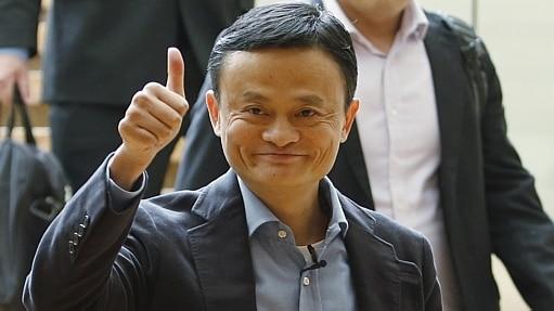 Jack Ma, dono da gigante chinesa Alibaba - Reuters