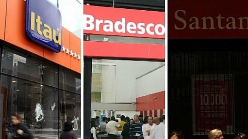 Itaú, Bradesco e Santander: metas mais tímidas para 2016 - Estadão