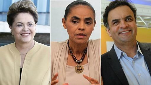 Economia está no centro das eleições presidenciais  - Estadão