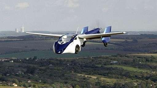 Autonomia de voo do AeroMobil 3.0 é de 700 km - Divulgação