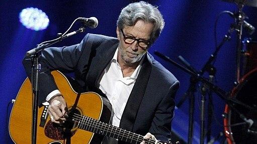 Eric Clapton - Divulgação