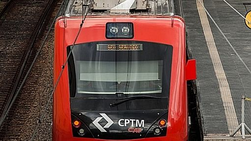 CPTM - Daniel Teixeira/Estadão
