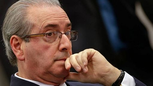 O deputado afastado Eduardo Cunha (PMDB-RJ) - Estadão
