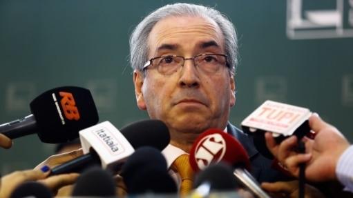 Eduardo Cunha - AFP