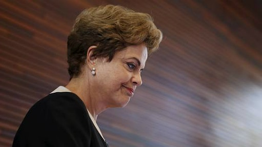 Dilma Rousseff - Stephen Lam/Reuters