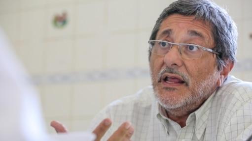 O ex-presidente da Petrobrás, José Sérgio Gabrielli  - Ulisses Dumas