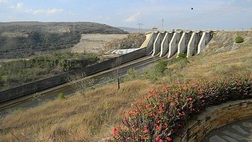 Furnas, uma das principais usinas do Sudeste/Centro-Oeste, está com 16,29% de armazenamento - René Moreira/Estadão