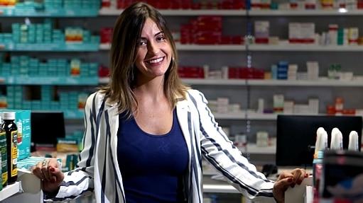 Gabriela investe em Bolsa há três anos -  Fábio Motta/Estadão