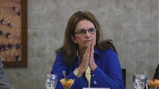 Graça sofre desgaste, mas Dilma a mantém no cargo  - Wilton Junior/Estadão