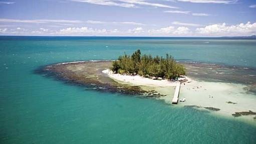 Paraíso natural fica ao sul de Porto Rico  - EFE
