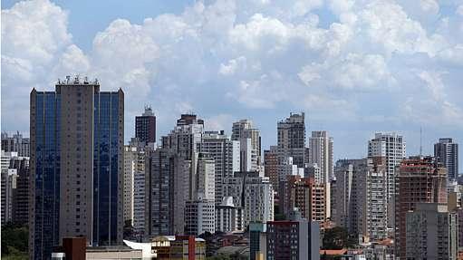 Apartamentos de dois dormitórios foram os mais comercializados, com 53% do total - Nilton Fukuda/Estadão