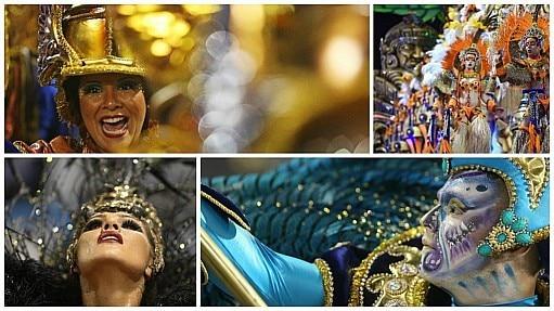 Apuração dos votos dos desfiles das escolas de samba de São Paulo - Sergio Castro/ Estadão