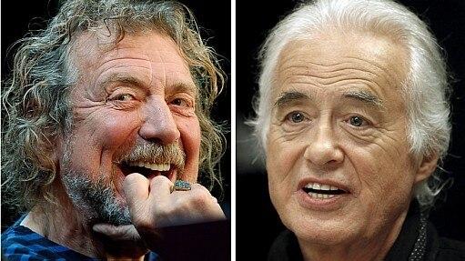Led Zeppelin - Divulgação
