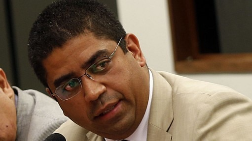 Leonardo Meirelles presta esclarecimentos na Câmara - ANDRÉ DUSEK/ESTADÃO - 2/7/2014