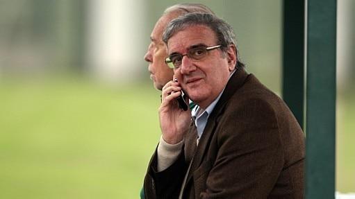 Luiz Gonzaga Belluzzo presidiu o Palmeiras de 2009 a 2010 - JF Diorio/Estadão