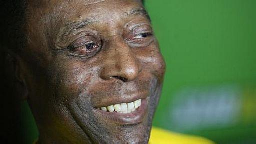Pelé está com 74 anos de idade - Marcos Arcoverde/Estadão