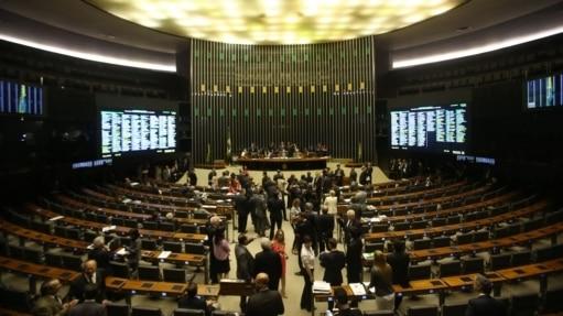 Plenário do Congresso - André Dusek/Estadão