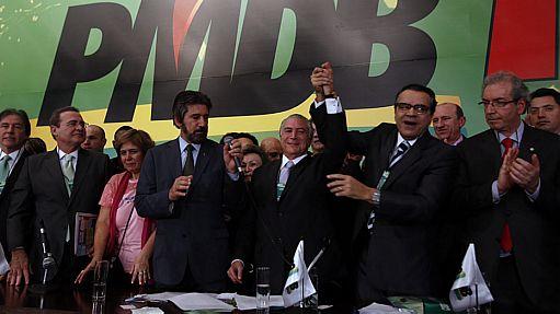 Decisão foi referendada em convenção nesta terça-feira - André Dusek/Estadão