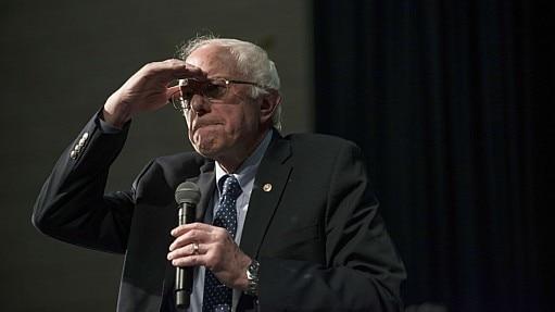 Bernie Sanders - Stephen Maturen/AFP