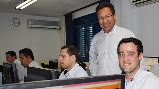 Almir Firmino, fundador da Zummm - Arquivo Pessoal