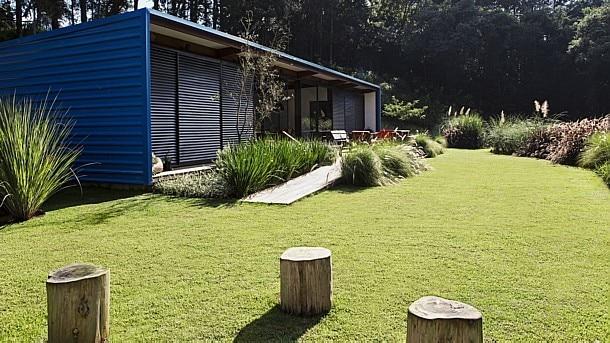 Thaís Antunes/Divulgação - Jardim no interior de São Paulo com projeto da paisagista Clariça Lima