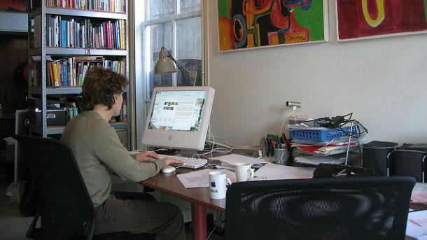 ianus/Creative Commons - Home office