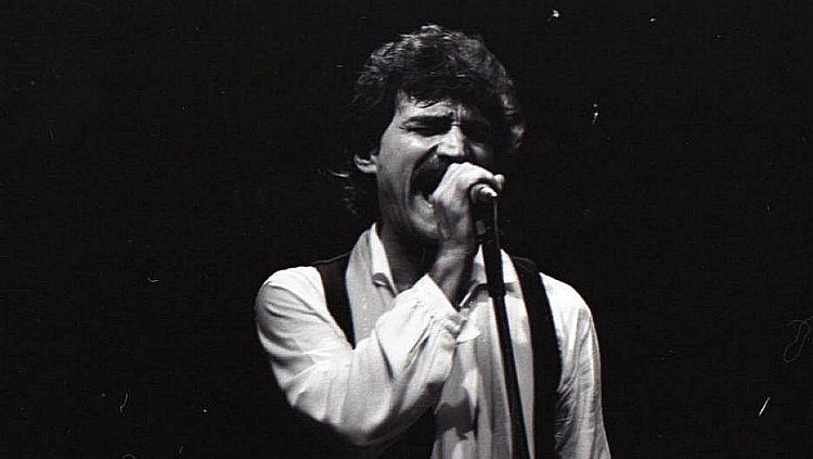 Show no Centro Cultural São Paulo em 1988. Foto: Ana Cristina Leme/Estadão