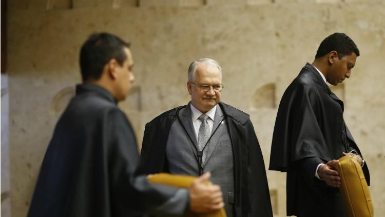 Supremo formou maioria para manutenção de Fachin como relator - Dida Sampaio/Estadão