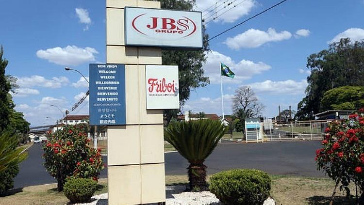 Fachada da JBS Friboi em Barretos. Foto: JF Diorio/Estadão