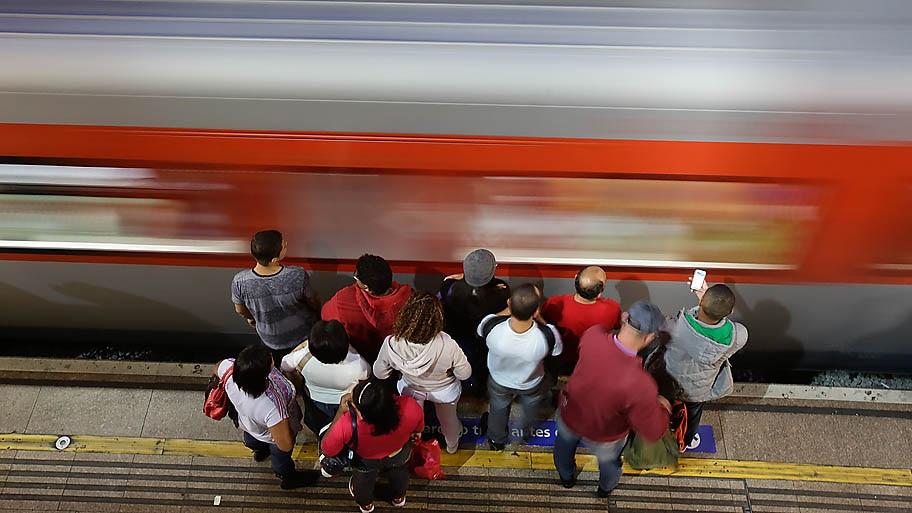 Gabriela Biló/Estadão - Trens da CPTM voltam a circular após o fim da greve dos ferroviários em São Paulo. Foto:Gabriela Biló/Estadão