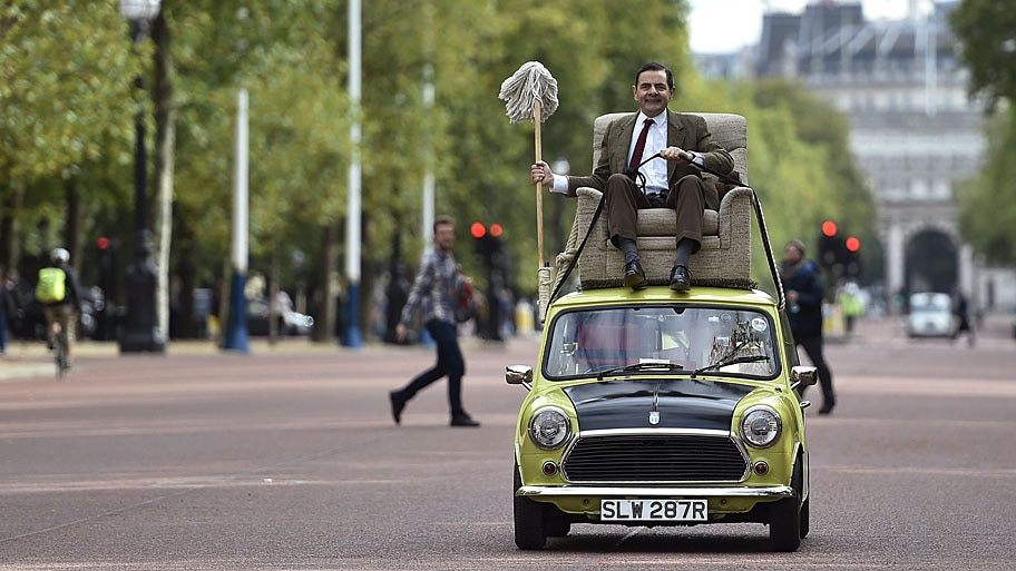 - Comediante britânico Rowan Atkinson participa de promoção do seu filme, no centro de Londres. Foto: Toby Melville / Reuters