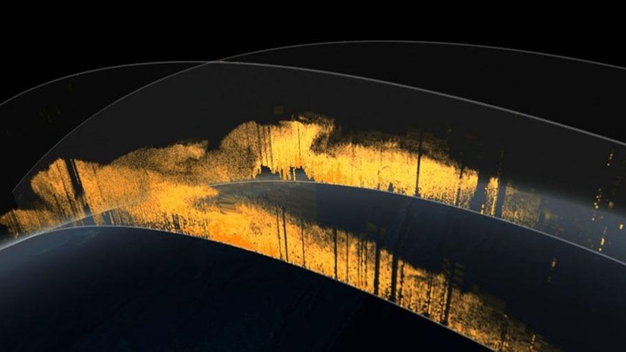 Nasa - Satélite registra poeira do deserto do Saara sendo levada pelo vento até a Amazônia. Foto: Nasa