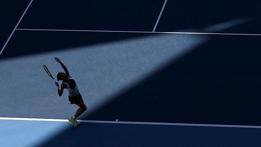 - A italiana Flavia Pennetta, durante partida em Pequim. Foto: Kim Kyung-Hoon / Reuters