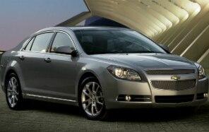 Chevrolet Malibu é convocadas para reparo no chicote do módulo eletrônico da carroceria - Chevrolet/Divulgação