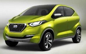 Renault-Nissan mostra primeiro Datsun