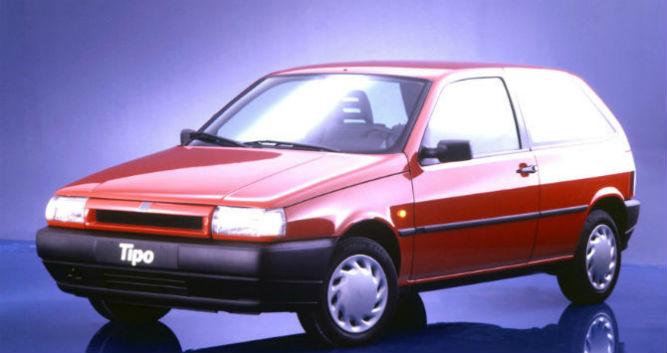 Há 20 anos Fiat Tipo passava a ser nacional - Estadão
