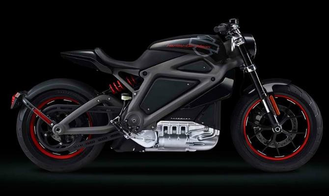 Harley confirmou a LiveWire, moto elétrica que apareceu nas filmagens de Os Vingadores 2