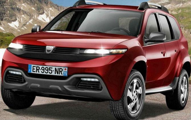 novo renault duster chega em 2017 carros jornal do carro. Black Bedroom Furniture Sets. Home Design Ideas