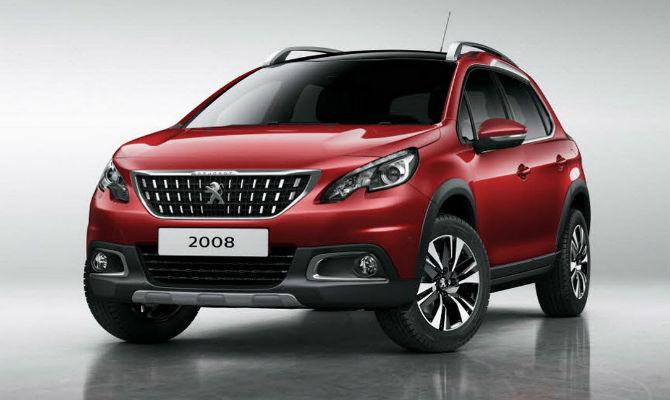 Peugeot 2008 Renovado Estar 225 Em Genebra Carros Jornal