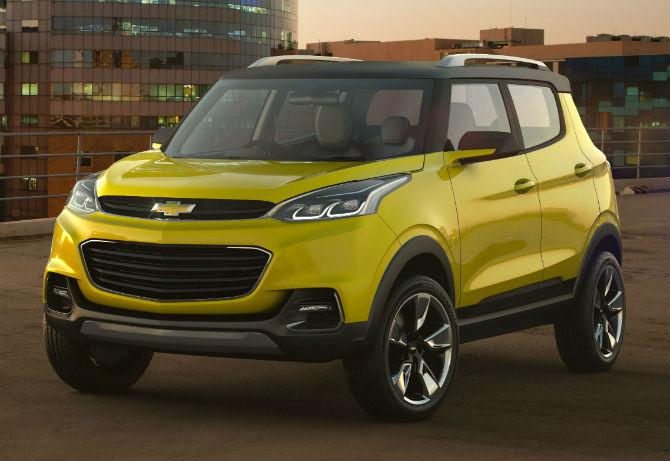 GM terá novos crossover, sedã e picape - carros - Jornal do Carro
